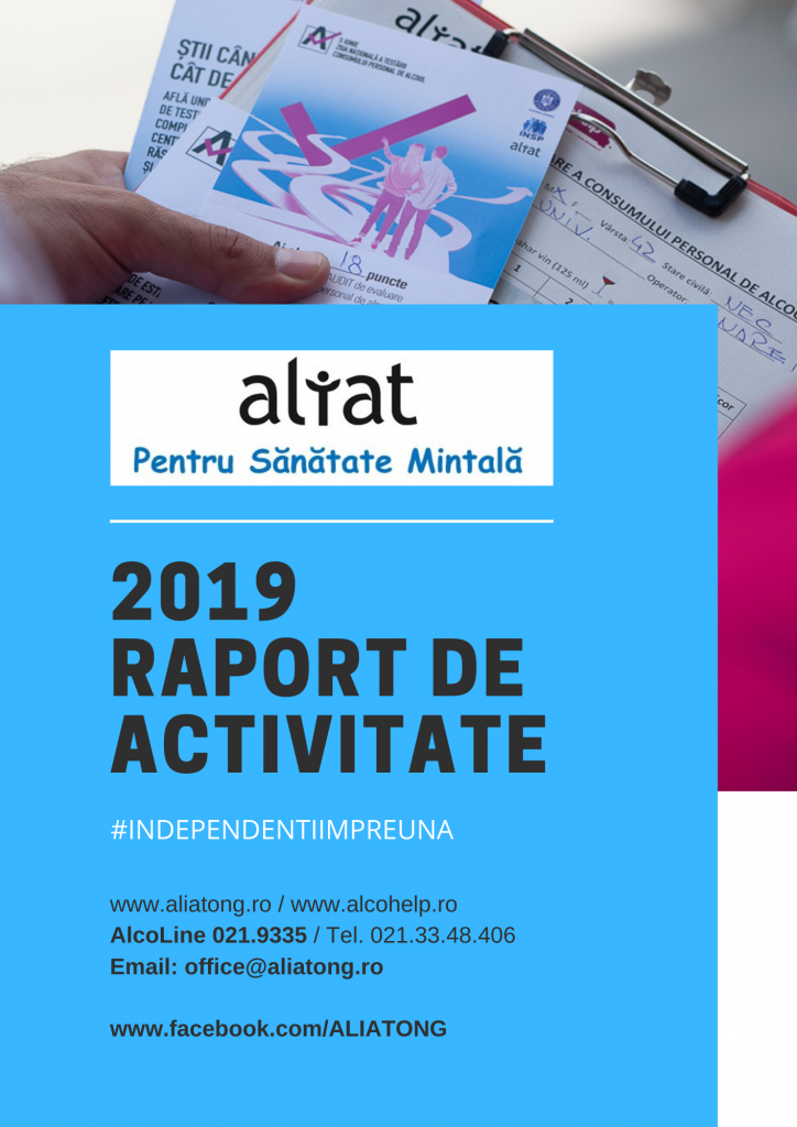 raport activitate ALIAT sm 2019
